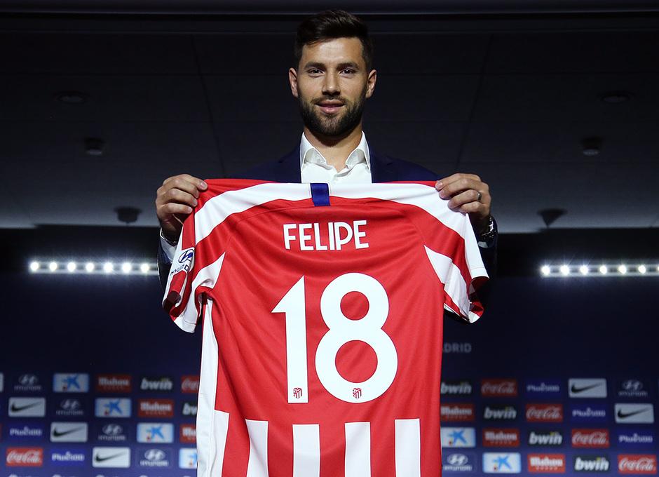 temporada 19/20. Presentación Felipe