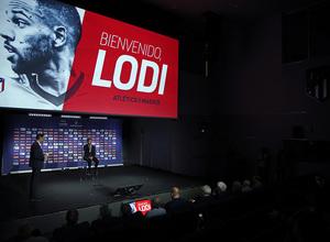 temporada 19/20. Presentación Lodi