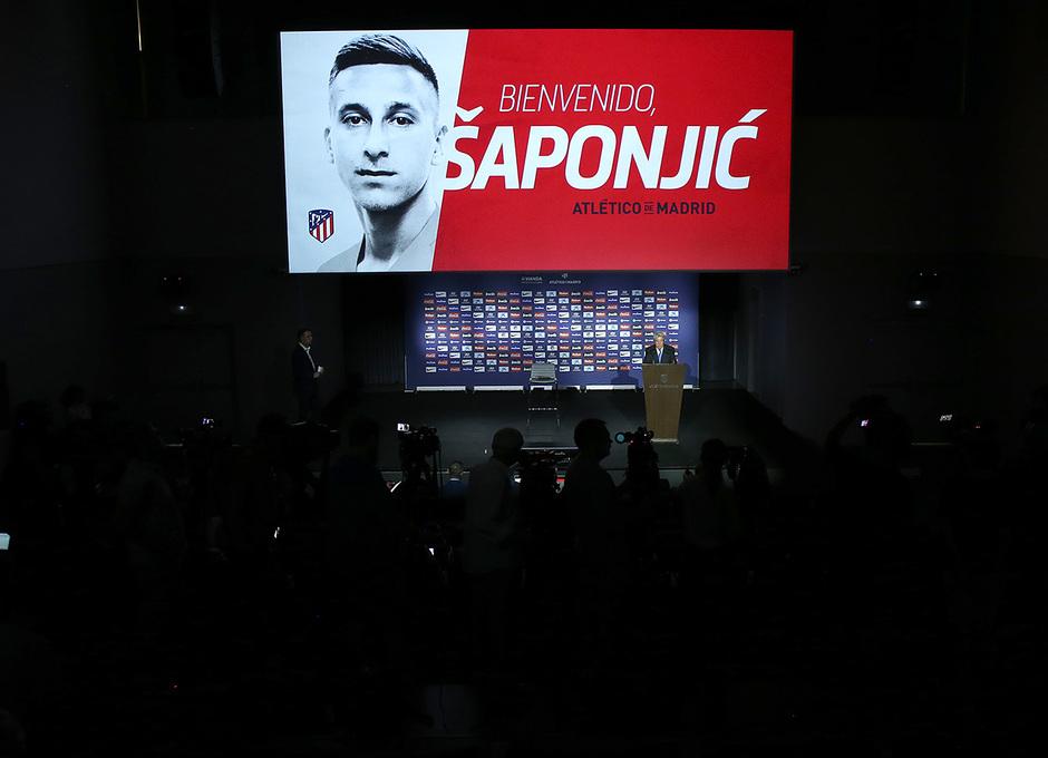 Temporada 19/20 | Presentación Ivan Saponjic 2