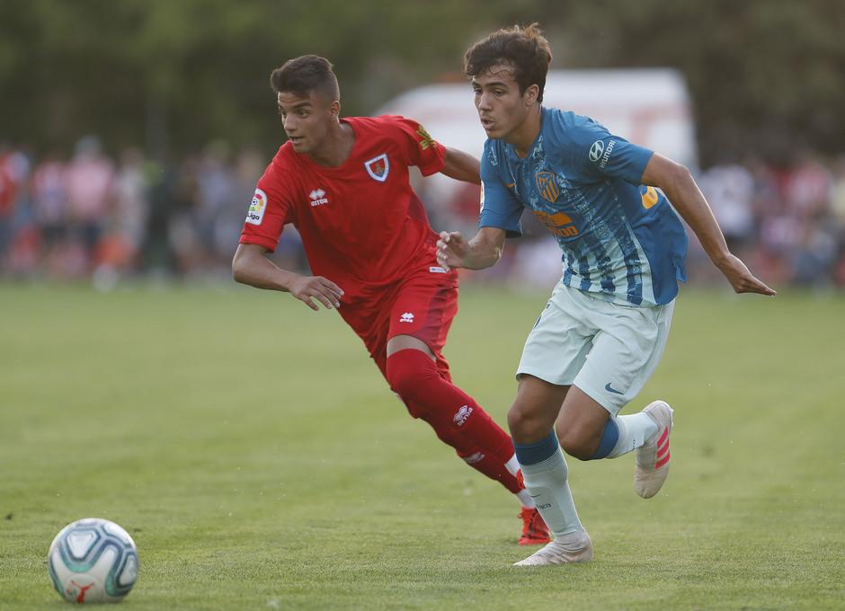Temporada 19/20 | CD Numancia - Atlético de Madrid | Manu Sánchez