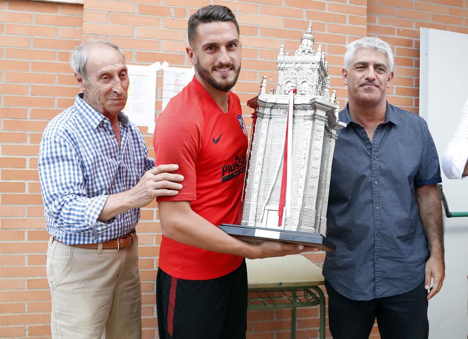 Temporada 19/20 | CD Numancia - Atlético de Madrid | Koke
