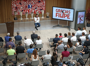 Temporada 19/20   Despedida Filipe Luis