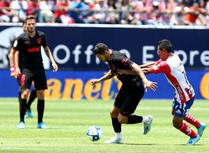 Temporada 18/19 | Atlético de San Luis - Atlético de Madrid | Vitolo