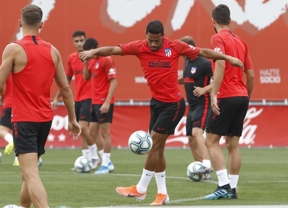 Temporada 19/20 | Entrenamiento del primer equipo | 07/08/2019 | Lodi