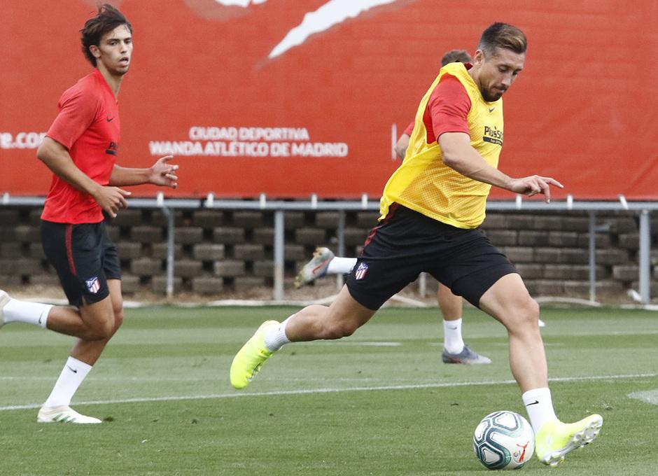 Temporada 19/20 | Entrenamiento del primer equipo | 07/08/2019 | Herrera