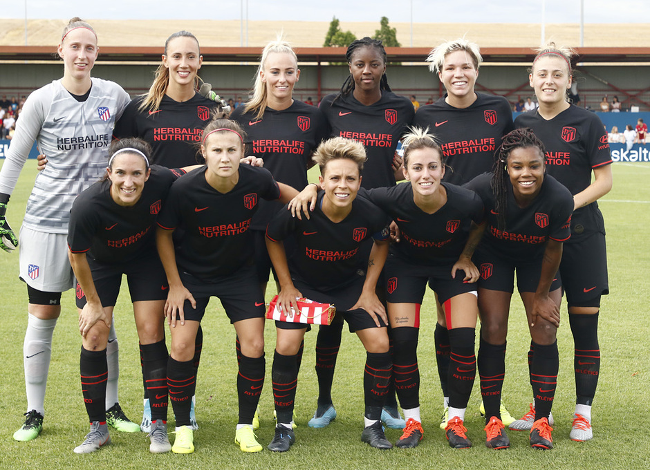 Temp. 19-20 | Osasuna - Atlético de Madrid Femenino | Once