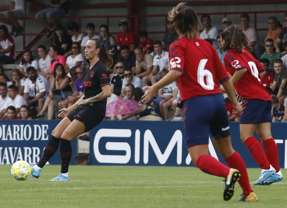 Temp. 19-20 | Osasuna - Atlético de Madrid Femenino | Virginia Torrecilla