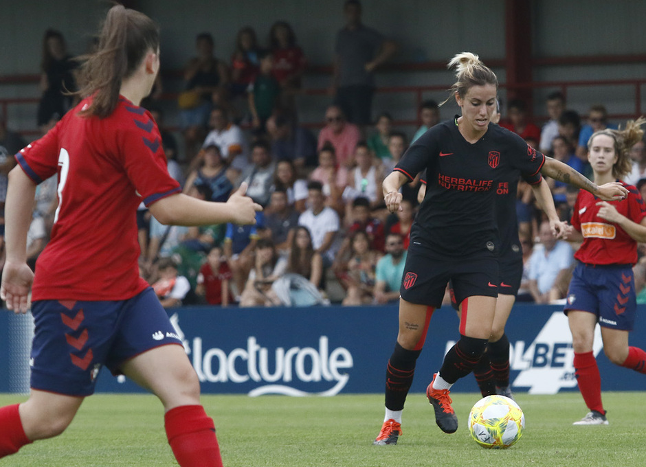 Temp. 19-20 | Osasuna - Atlético de Madrid Femenino | Sosa