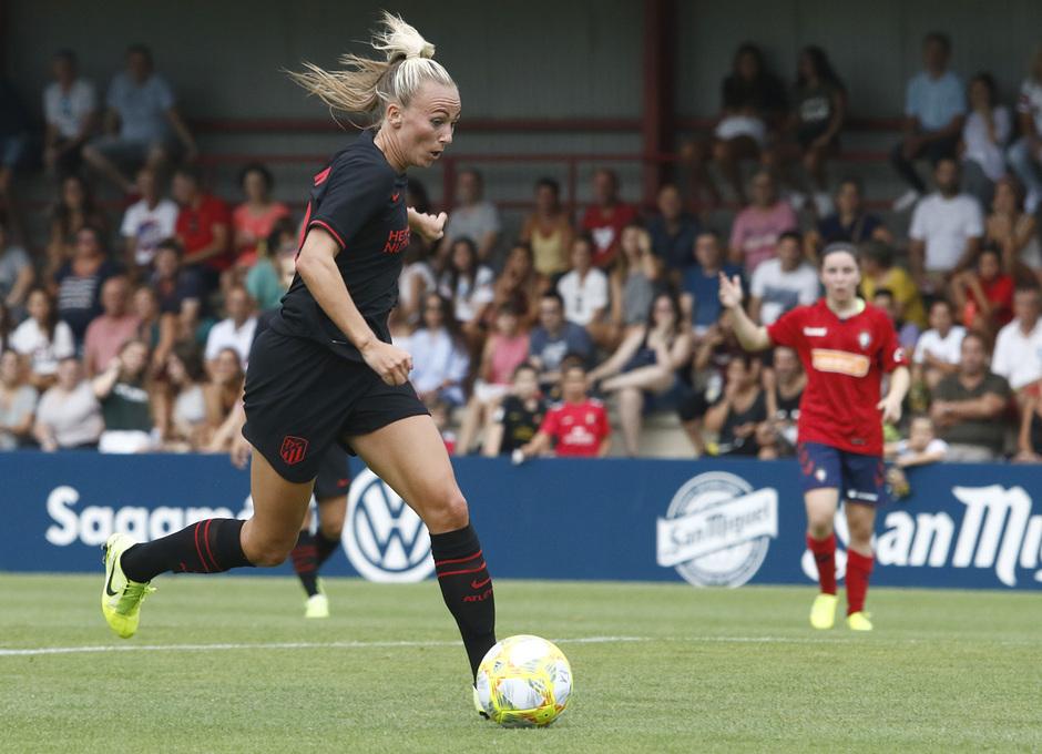 Temp. 19-20 | Osasuna - Atlético de Madrid Femenino | Toni Duggan