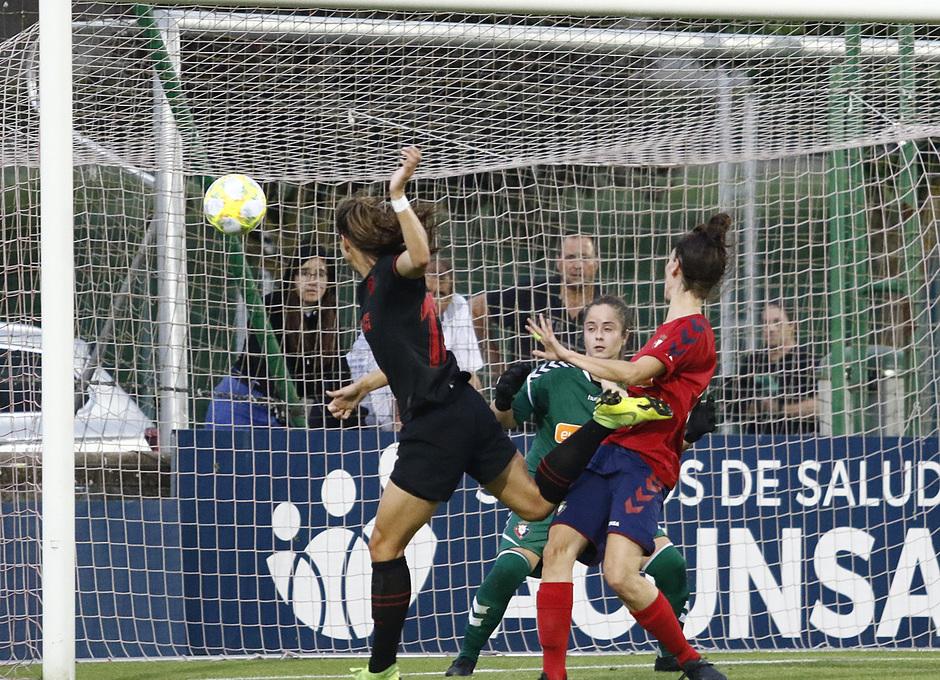 Temp. 19-20 | Osasuna - Atlético de Madrid Femenino | Strom