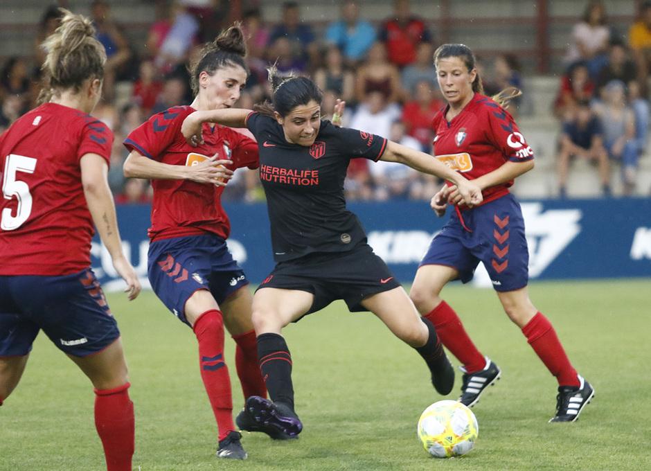 Temp. 19-20 | Osasuna - Atlético de Madrid Femenino | Chidiac