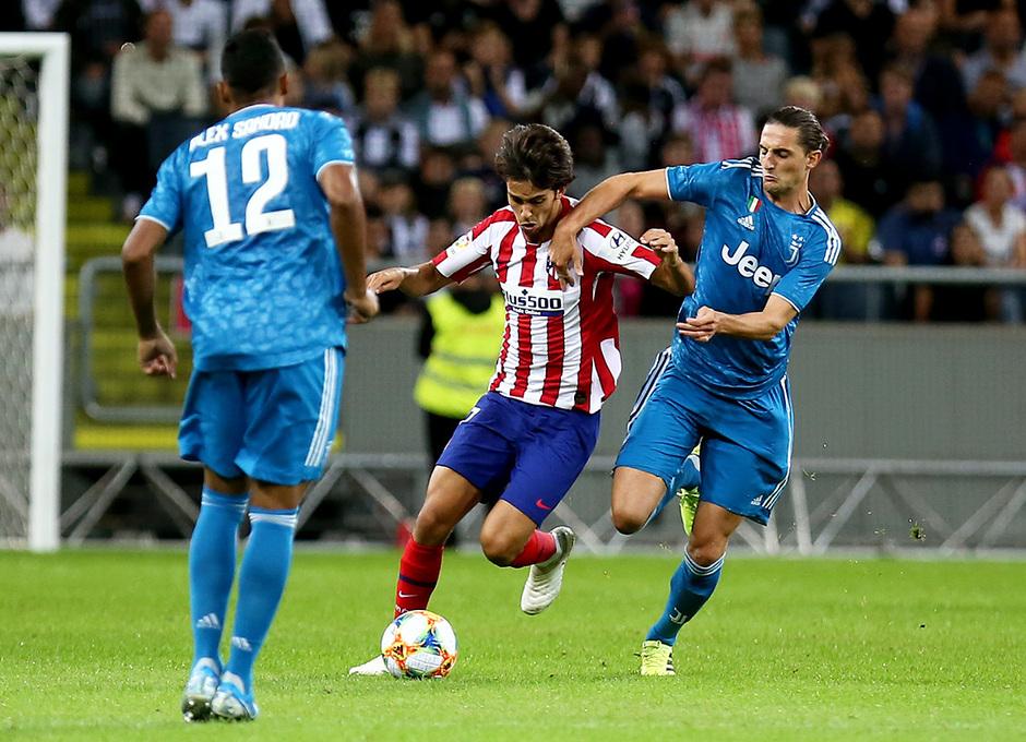 Temporada 19/20 | Atlético de Madrid - Juventus | Joao Felix