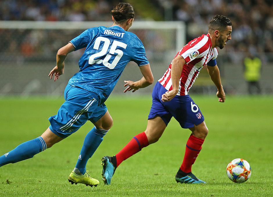 Temporada 19/20 | Atlético de Madrid - Juventus | Koke