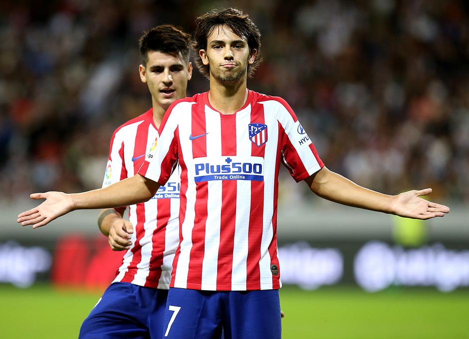 Temp. 19-20 | Atlético de Madrid - Juventus | Atleti Summer Tour | Joao Félix