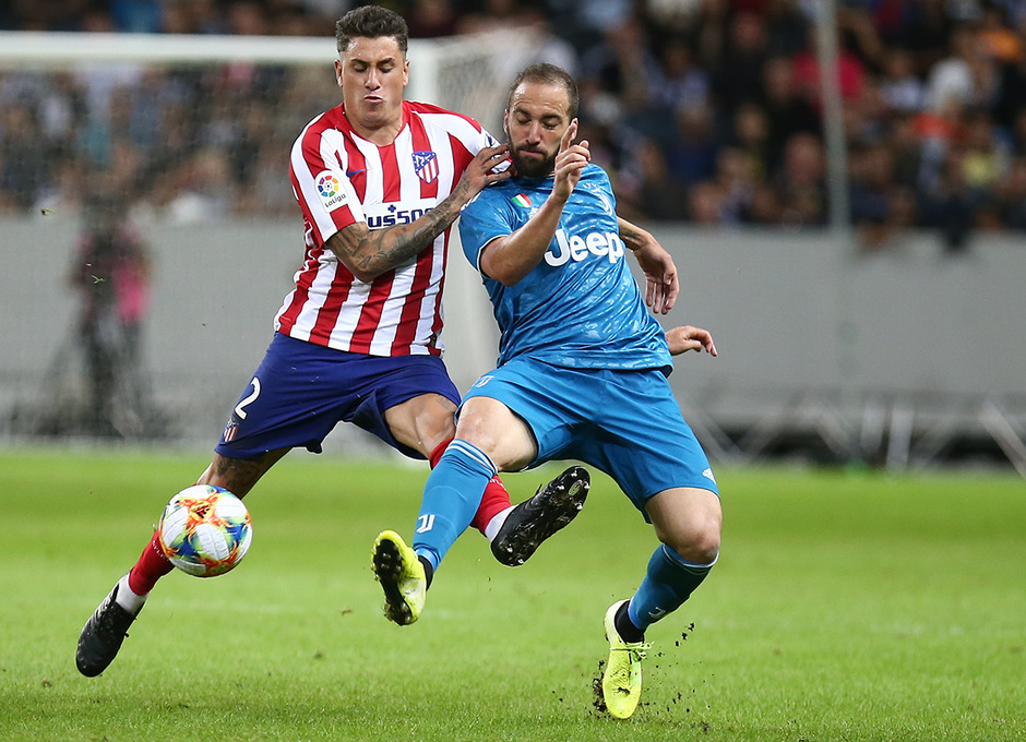 Temp. 19-20 | Atlético de Madrid - Juventus | Atleti Summer Tour | Giménez