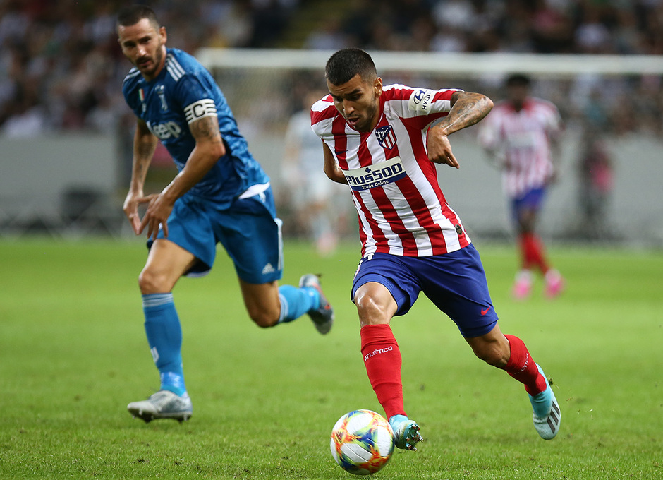 Temp. 19-20 | Atlético de Madrid - Juventus | Atleti Summer Tour | Correa