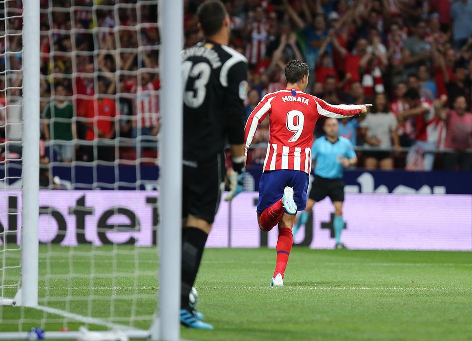 Temporada 19/20 | Atleti - Getafe | Morata