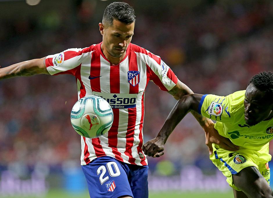 Temp. 2019/20 | Atleti - Getafe | Vitolo