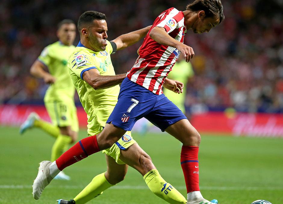 Temp. 2019/20 | Atleti - Getafe | Joao Felix