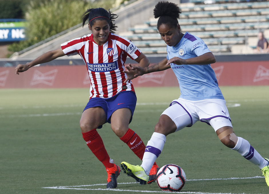 Temp. 19-20 | International Champions Cup | Manchester City - Atlético de Madrid Femenino | Kenti