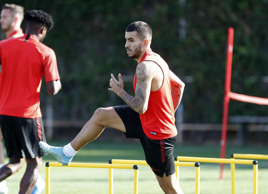 Entrenamiento 24_08_2019 | Correa.