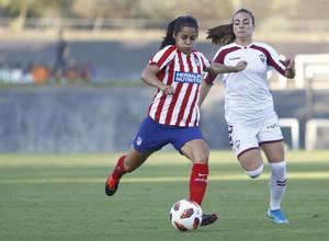 Temporada 19/20   Atlético de Madrid Femenino - Fundación Albacete   Triangular   Kenti