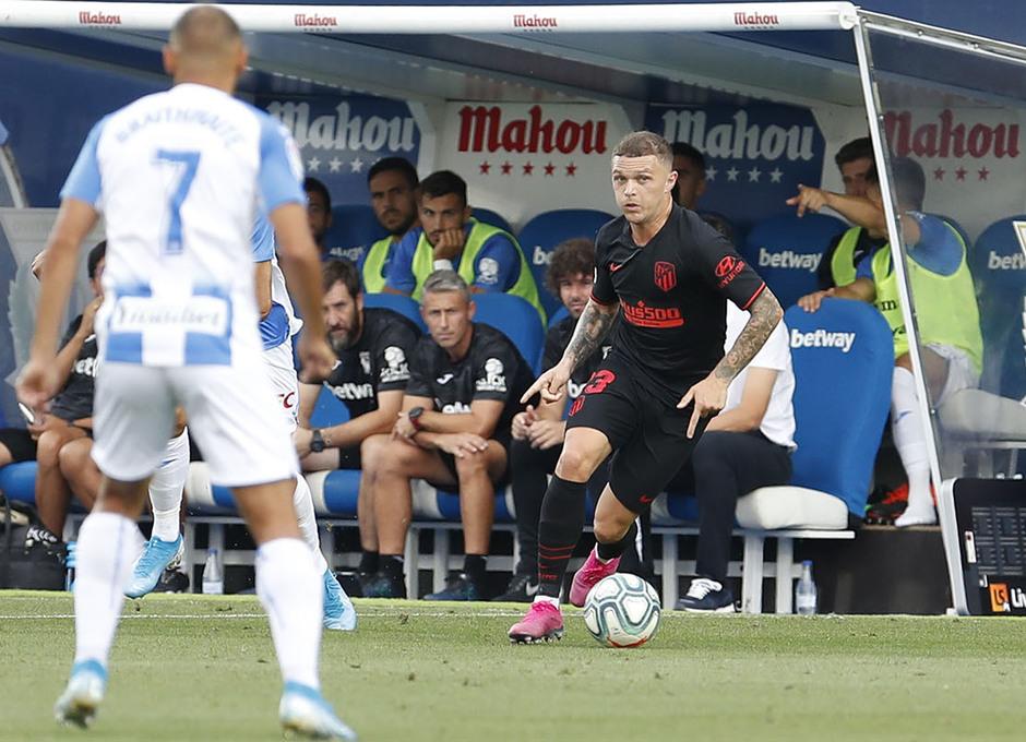 Temporada 19/20 | Leganés- Atlético de Madrid | Trippier