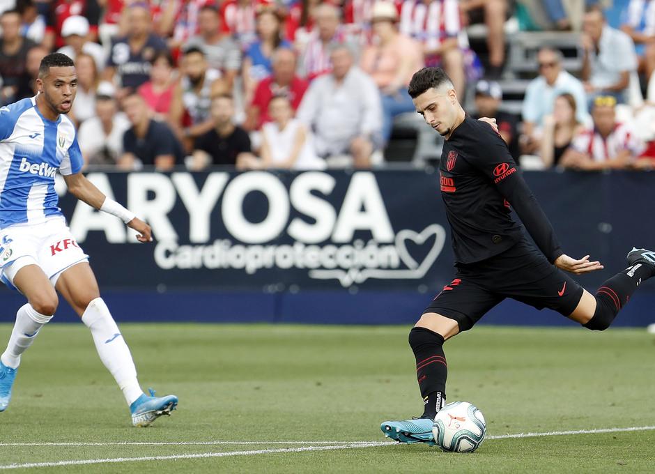 Temporada 19/20 | Leganés- Atlético de Madrid | Mario Hermoso
