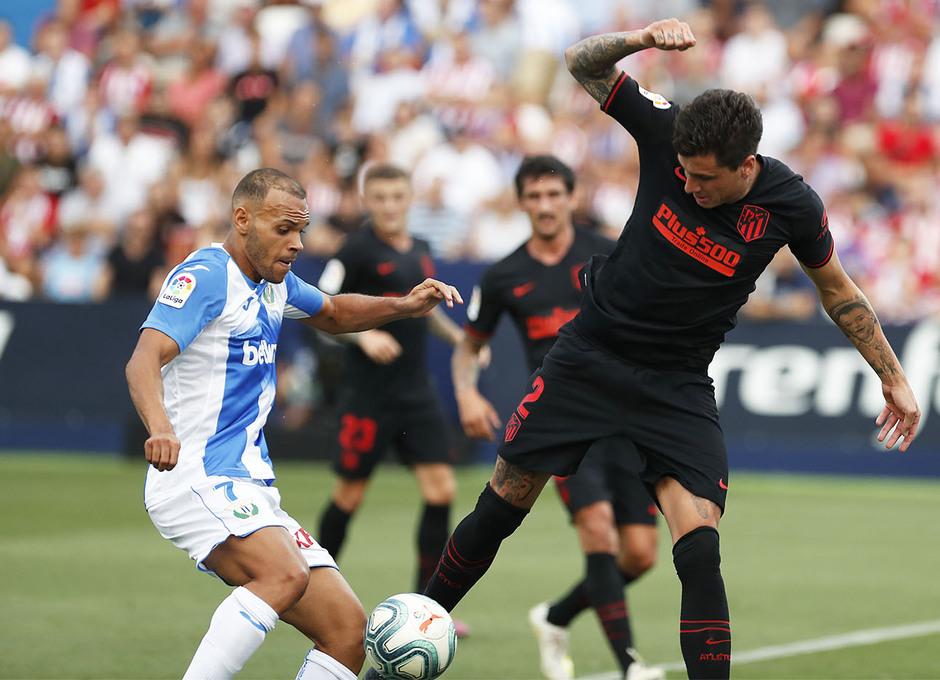 Temporada 19/20 | Leganés- Atlético de Madrid | Giménez