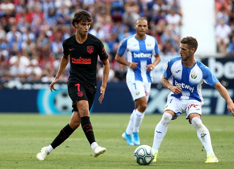 Temporada 19/20 | Leganés- Atlético de Madrid | Joao Felix