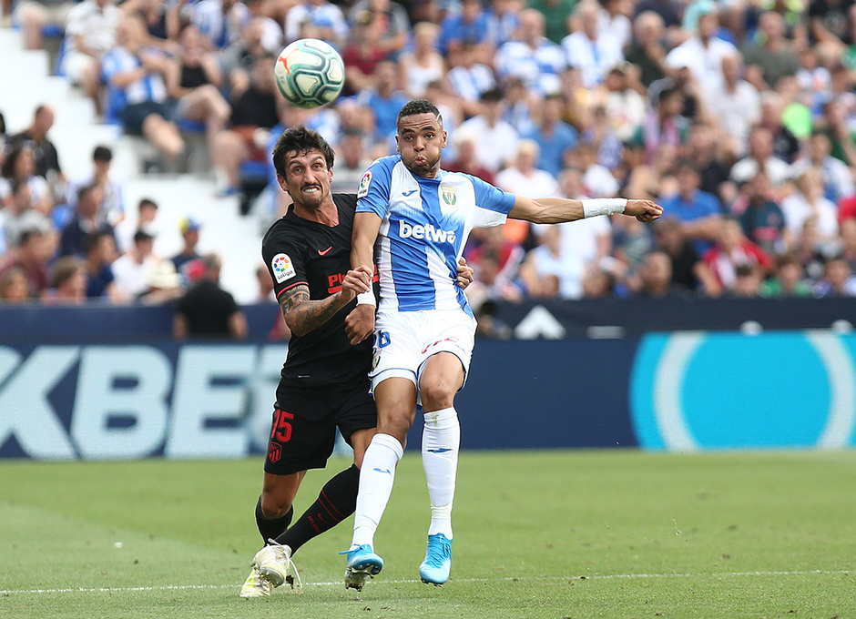 Temporada 19/20 | Leganés- Atlético de Madrid | Savic