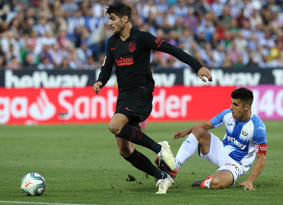Temporada 19/20 | CD Leganés - Atlético de Madrid | Morata