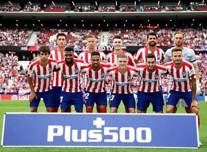 Temp 19/20 | Atlético de Madrid - Eibar | Once