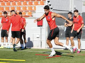 Temp. 19-20   Entrenamiento   Diego Costa