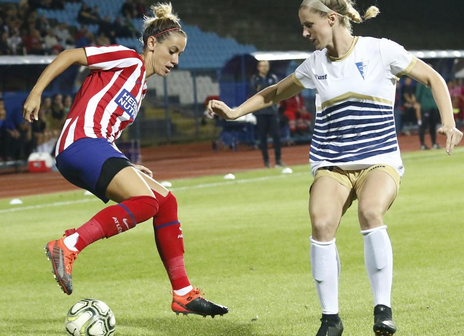 Temporada 19/20 | Spartak Subotica - Atlético de Madrid Femenino