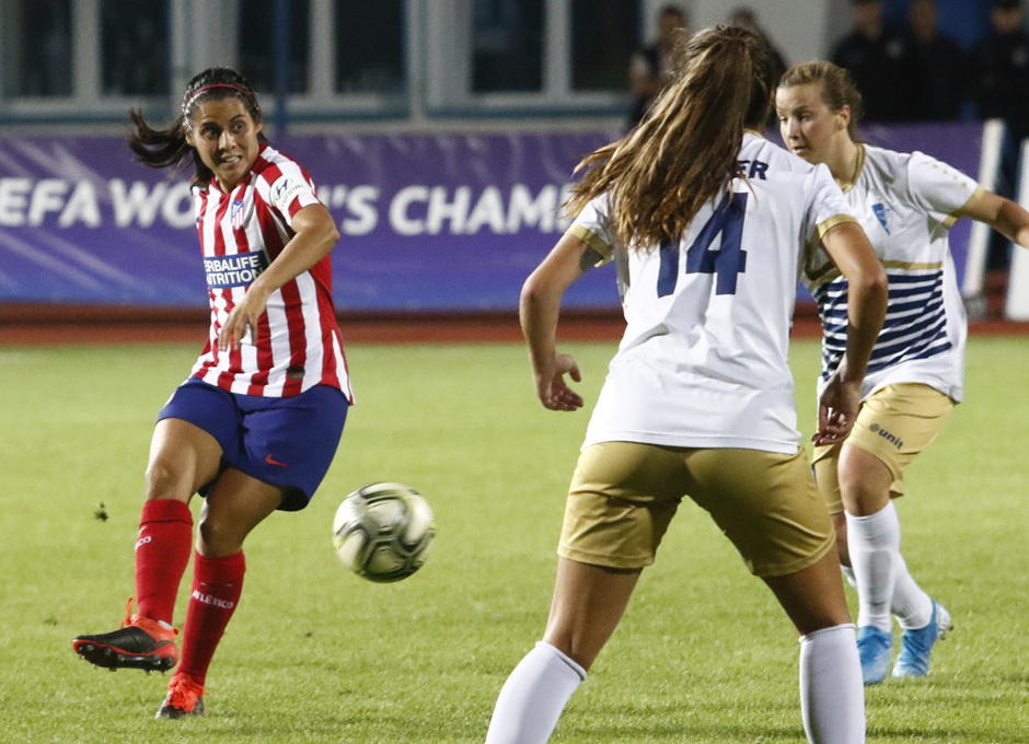 Temporada 19/20 | Spartak Subotica - Atlético de Madrid Femenino | Kenti