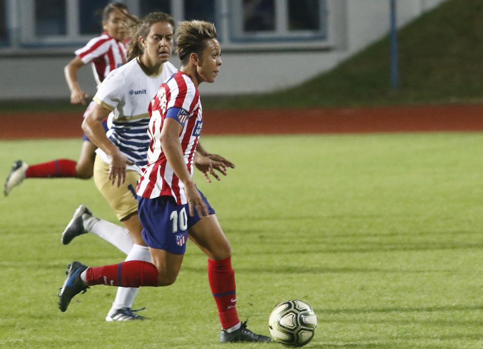 Temporada 19/20 | Spartak Subotica - Atlético de Madrid Femenino | Amanda