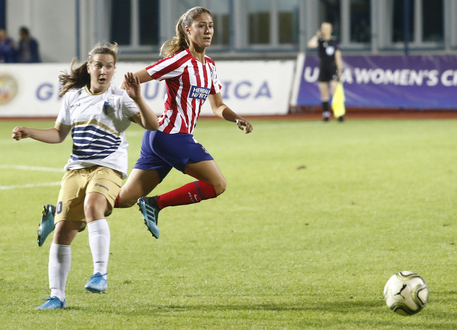 Temporada 19/20 | Spartak Subotica - Atlético de Madrid Femenino | Laia