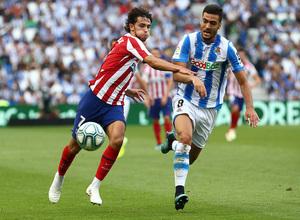 Temporada 19/20 | Real Sociedad - Atlético de Madrid | Joao