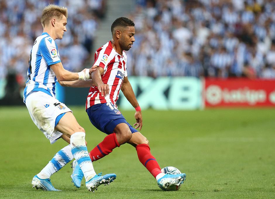 Temporada 19/20 | Real Sociedad - Atlético de Madrid | Lodi