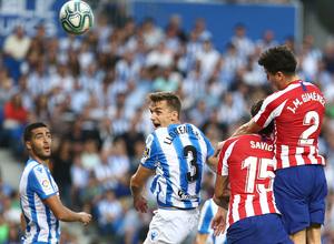 Temporada 19/20 | Real Sociedad - Atlético de Madrid | Giménez