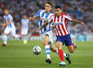 Temporada 19/20 | Real Sociedad - Atlético de Madrid | Correa