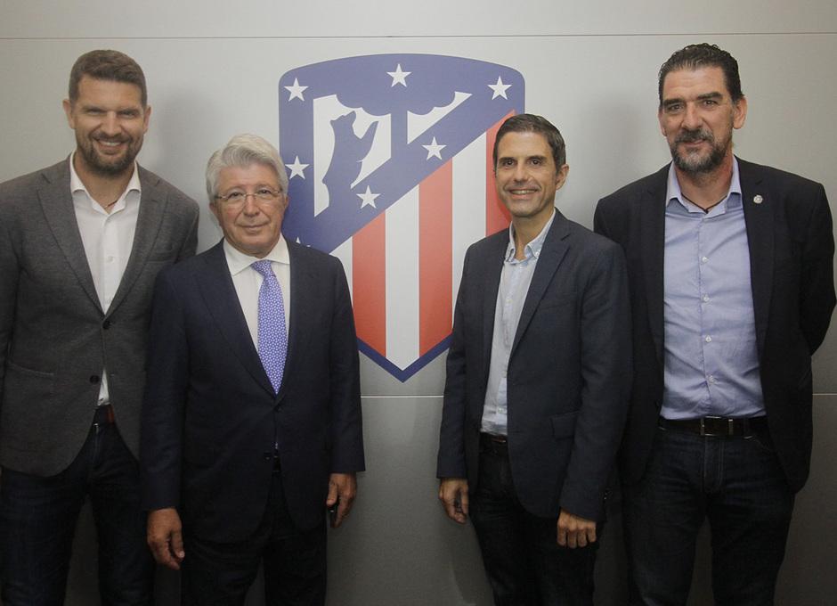Temp. 19/20. Atlético de Madrid Femenino - Sevilla FC. Palco
