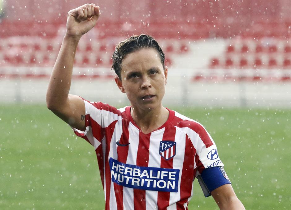 Temp. 19/20. Atlético de Madrid Femenino - Sevilla FC | Amanda Sampedro