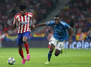 Temp. 19-20 | Atlético de Madrid - Juventus | Thomas