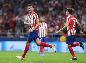 Temp. 19-20 | Atlético de Madrid - Juventus | Savic
