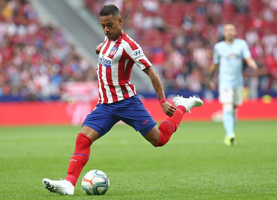 Temporada 19/20 | Atlético de Madrid - Celta | Renan Lodi en solitario