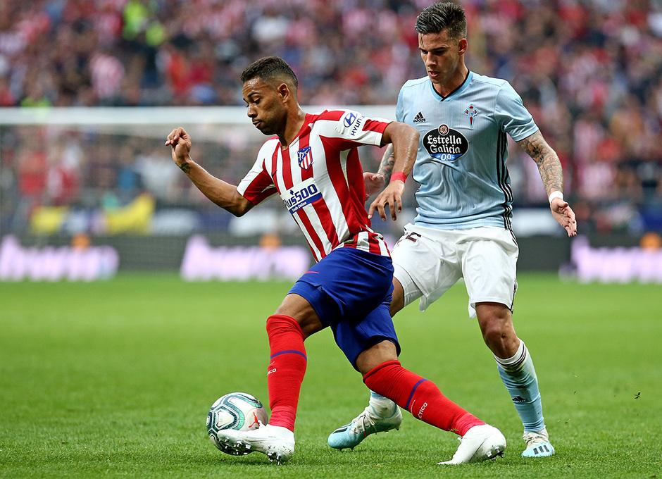 Temporada 19/20 | Atlético de Madrid - Celta | Renan Lodi