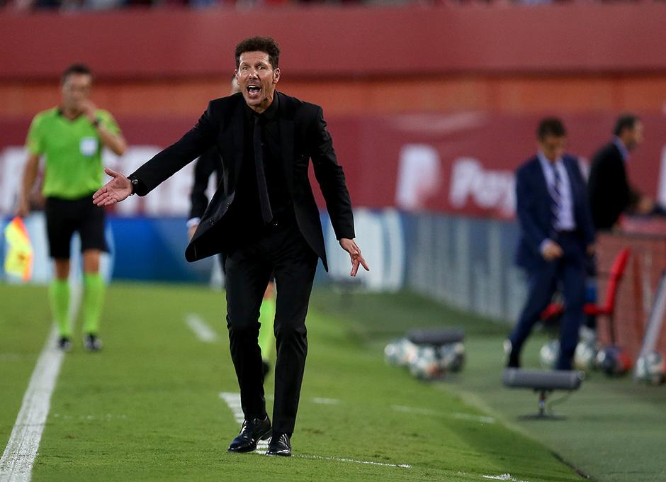 Temporada 19/20 | Mallorca - Atleti | Simeone