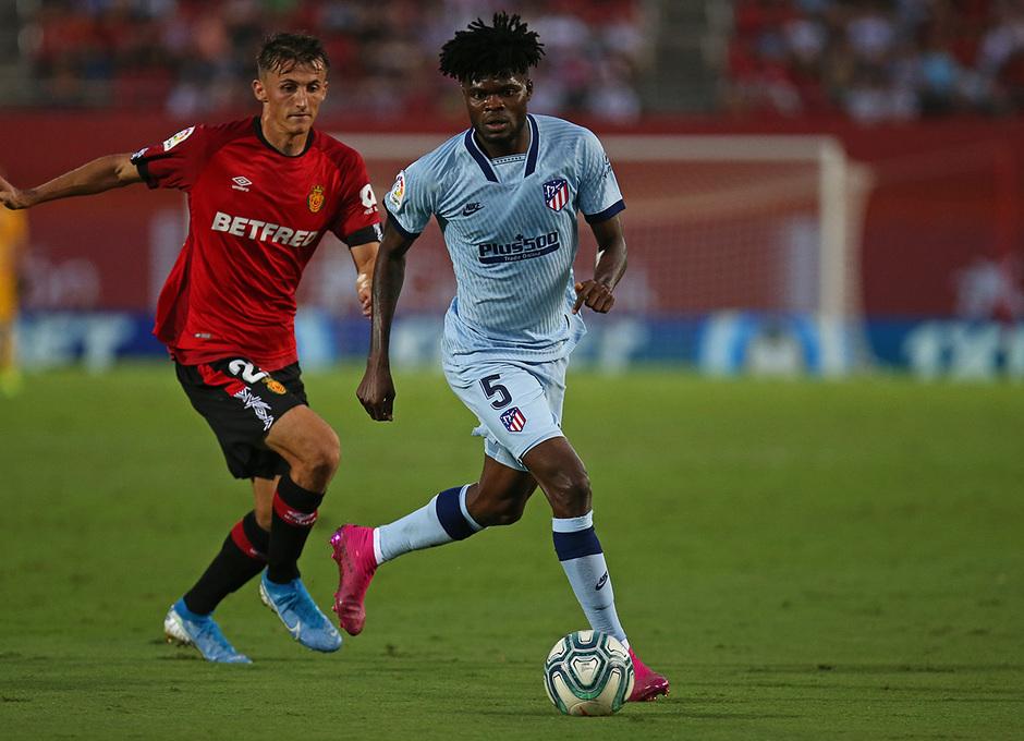 Temporada 19/20 | Mallorca - Atleti | Thomas